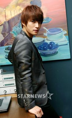 """JYJ's Jae Joong says, """"It's hard to be charismatic"""""""