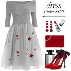 How To Wear Dress Under $100 Outfit Idea 2017 - Fashion Trends Ready To Wear For Plus Size, Curvy Women Over 20, 30, 40, 50