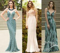 Madrinhas de casamento: Vestidos de festa 2014: Push Pull