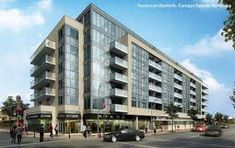 Image result for Rendering of condo building