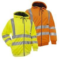 Blakläder Warnschutz Kapuzenshirt 3346 #blakläder #Warnschutz #kapuze #shirt #workwear #forst #GenXtreme