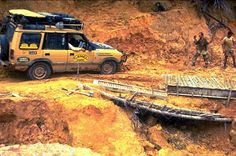 Camel Trophy Land Rover Discovery 1   Nveuromotor
