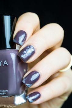 blingfinger:  Zoya Petra