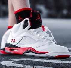 Fire Red 5's (September 2013)