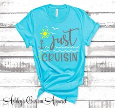 Boat Shirts, Travel Shirts, Vinyl Shirts, Cute Shirts, Family Cruise Shirts, Family Shirts, Shirts For Girls, Cruise Boat, Cruise Party
