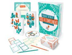 Story Of Mum DIY Retreat Pack #design  #illustration