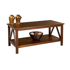 Linon Home Dylan Coffee Table