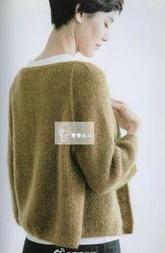 80643fe0af94 98 meilleures images du tableau Avec deux aiguilles   Knitting ...
