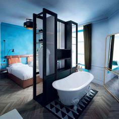 """L'hôtel serait-il le nouveau """"refuge urbain""""?"""