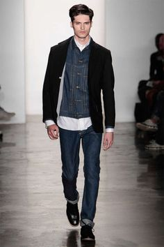 timo weiland SS14 menswear