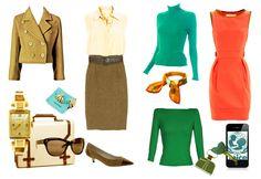 12-Tone Spring Style Hypothetical - Audrey Hepburn