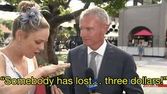 nice This Drunk Girl At The Races Is Australia's New Hero