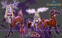 Digimon Reboot - Team Purple by *xuza on deviantART