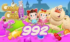 Candy Crush Soda Saga Level 992