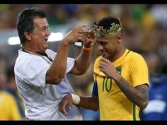 Brazil Wins 1st Olympic GOLD In Men's Football Neymar Scores Winning Pen...