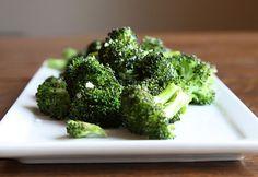 Yummy roasted broccoli & cinammon bun cups