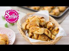 Sallys Rezepte - Pizza Hörnchen / kaltes oder warmes Fingerfood