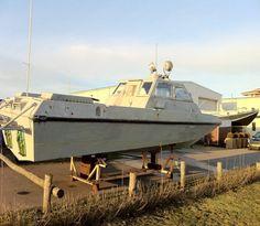 Grenzboot unrestored