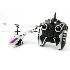2.4G 3.5ch double propellers remote control projective helicopter with gyros