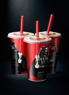 Drink The Force (Concept) on Packaging of the World - Creative Package Design Gallery