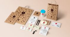 Layout for our merchandising focused psd stationery mockup