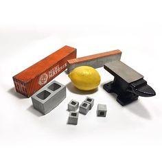 Miniature Scale Construction Materials | Mini Materials