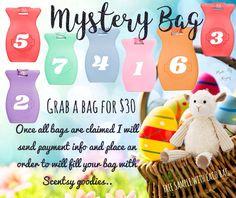 #mysterybag #eastermysterybag #scentsy