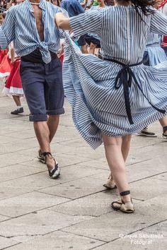 L'esbart Egarenc ens va deleitar una vegada més amb els seus balls tradicionals de Festa Major