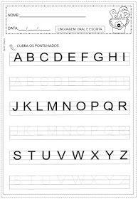 Writing Practice Worksheets, Tracing Worksheets, Alphabet Worksheets, Kindergarten Worksheets, Preschool Writing, Preschool Learning, Learning Activities, Teaching, Maternelle Grande Section