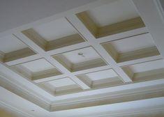 Fantastiche immagini su soffitto a cassettoni case