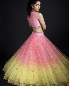 New Bridal Hijab Styles Watches Ideas Half Saree Lehenga, Lehenga Gown, Party Wear Lehenga, Lehenga Choli Online, Party Wear Dresses, Anarkali, Indian Dresses For Girls, Indian Gowns Dresses, Bridal Hijab Styles