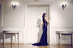 Daalarna - Benes Anita divattervező egyedi tervezésű esküvői és alkalmi ruhái. Elegant Dresses, Formal Dresses, Wedding Dresses, Black Silk, Dress Collection, Wedding Styles, Style Me, Evening Dresses, Couture