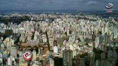 Imagens aéreas de São Paulo pela manhã - 1