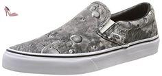 Vans U Classic Slip-On Moon, Sneakers Basses mixte adulte, Gris (Moon/Pewter/True White), 44 EU - Chaussures vans (*Partner-Link)