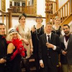 Gatsby Guests at the SS Sicamous Penticton.