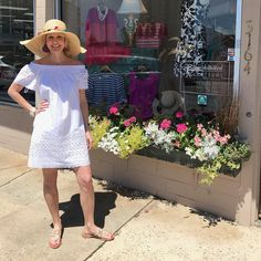 Ginger Howard Selections (@gingerhowardselections) • Instagram photos and videos Little White Dresses, The Selection, Off The Shoulder, Videos, Summer, Photos, Shopping, Instagram, Fashion