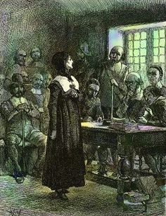 21 best right to be wrong images on pinterest 14 amendment bill anne hutchinson fighting a losing legal battle against the pilgrims the massachusetts general court in fandeluxe Image collections