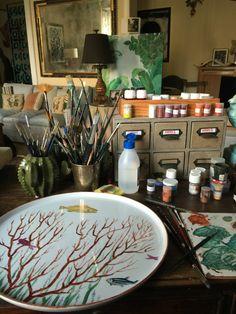 Pintar en casa