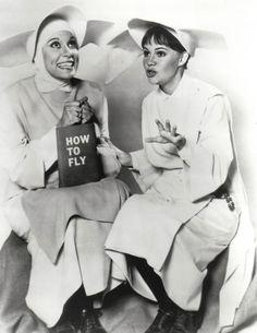 Sally Field, The Flying Nun