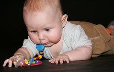 More fun ideas to stimulate babies cognitive development.