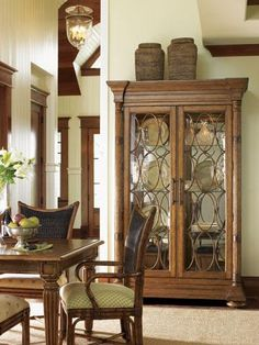 "The Tommy Bahama Island Estate collection is part of the Tommy Bahama group by Lexington Furniture. Its pieces attempt to recreate an ""island state of mind"" that you can come home to everyday.    With its refined Caribbean styling and a rich blend of natural materials and textures, the Island Estate pieces can create a lifestyle that embodies sophisticated casual living.    With its use of natural materials, Island Estate adds color, character and texture to its pieces."