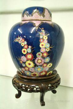 Carlton Ware Ginger Jar