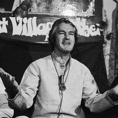 Dr. Timothy Leary-with Ginsberg, Cassady, and Kesey among the most famous were infamous leaders of the hippies