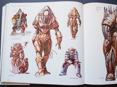 The 5th Element concept art