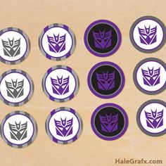 FREE Printable Transformers Cupcake Toppers Transformers Cupcakes, Transformers Birthday Parties, 9th Birthday Parties, 5th Birthday, Birthday Ideas, Printable Cards, Free Printables, Valentine Day Cards, Valentines