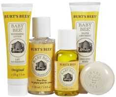 Burt's Bees Baby Bee Getting Started Kit (Have each guest bring a Burt's bees baby gift!)