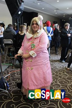 Ivan Braginsky (Russia) Cosplay from Axis Powers Hetalia in Con-G: Guelphs Anime and Geek Culture Convention 2013 CA