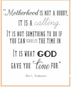 Being a mother #RealMoms