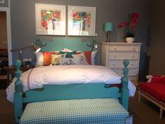 Ethan Allen - teen bed