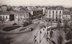 Place du Pont-Morand à la fin des années 1940